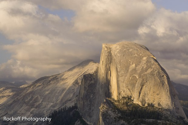 Mighty Half Dome